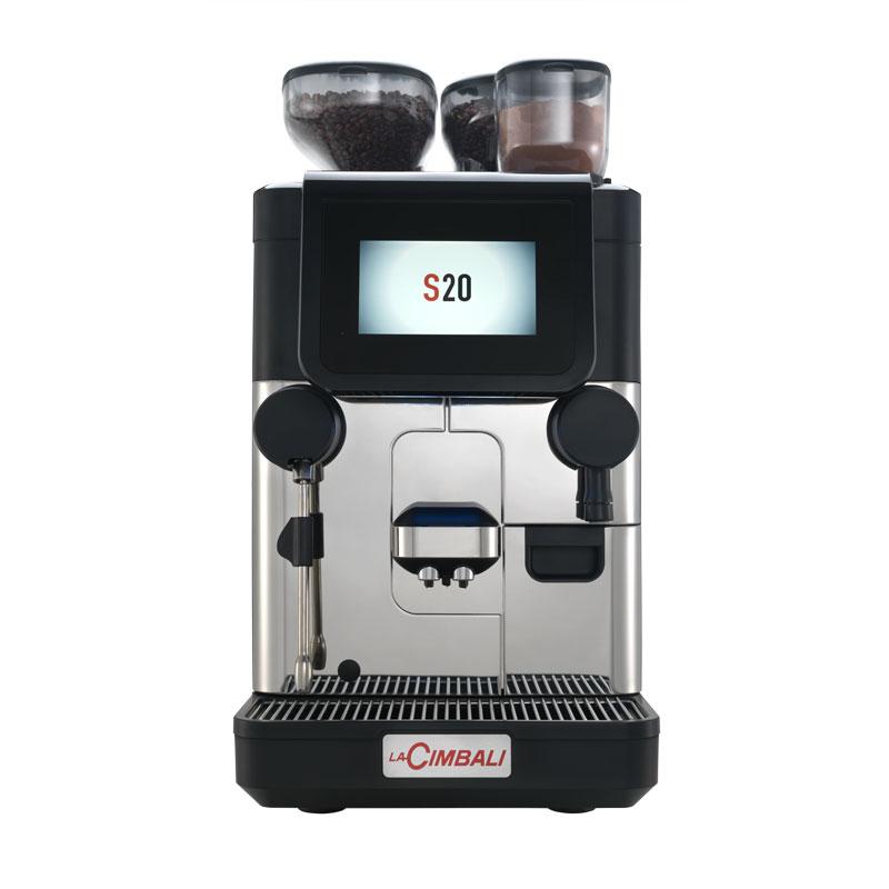 Kaffeemaschinen, Vollautomaten, Halbautomaten, Zubehör, LaCimbali, Faema